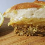 Lemon pie para celiacos